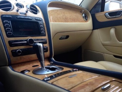 Аренда Bentley Arnage Spur