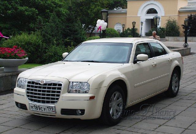 Сhrysler седан аренда в москве