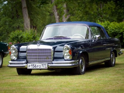 Аренда Mercedes Benz 280 SE ART.830010
