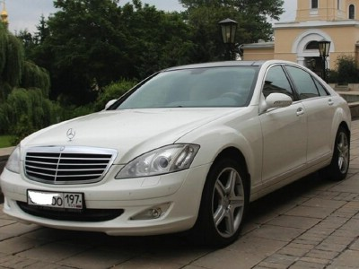 Аренда Mercedes S221 Long ART.24869